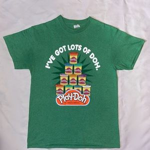 Vintage play dough top